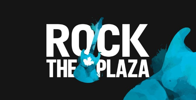 Rock The Plaza Classic Rock Festival in Windsor, Ontario