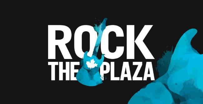 Rock The Plaza Classic Rock Festival in Windsor, Ontario