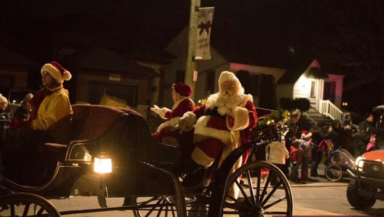 In Photos: Annual Christmas in Tecumseh Celebration & Holiday Parade