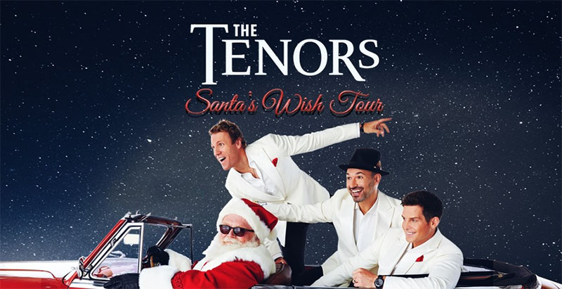 The Tenors Perform Live at Caesars Windsor
