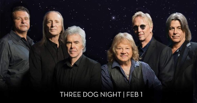 Legendary Rock Band Three Dog Night Live at Caesars Windsor