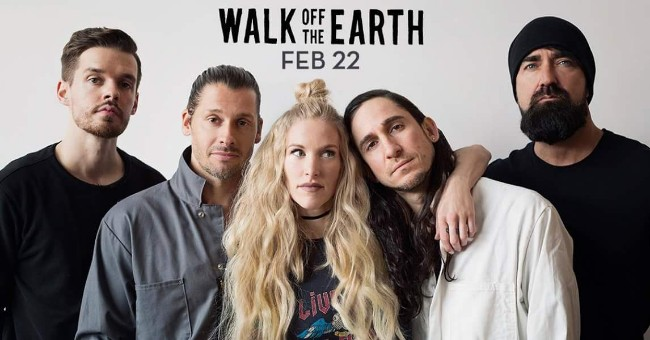 Walk Off The Earth Performs Live at Caesars Windsor