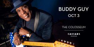 Buddy Guy Poster Caesars Windsor