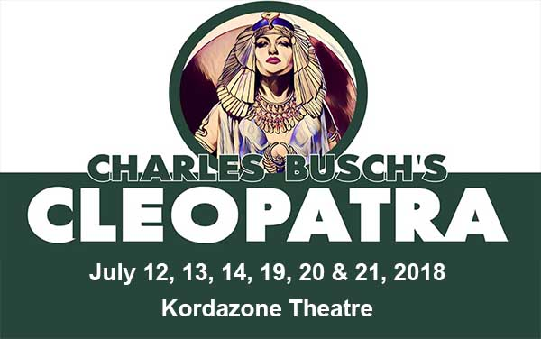 Cleopatra Presented by Korda Artistic Productions Poster