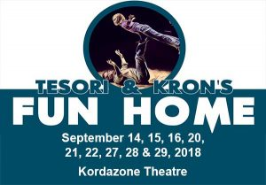 Fun Home Presented by Korda Artistic Productions Poster