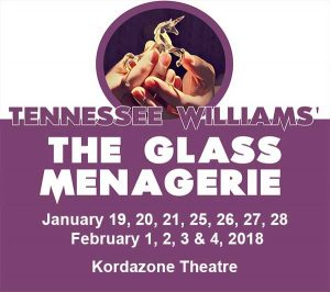 The Glass Menagerie by Korda Artistic Productions Poster