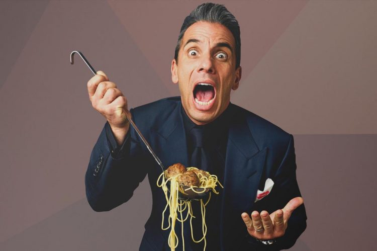 Sebastian Maniscalco's Stay Hungry Tour To Crack Up Caesars Windsor