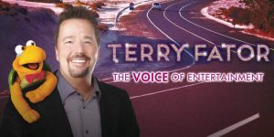 Terry Fator The Voice of Entertainment Performs Live at Caesars Windsor