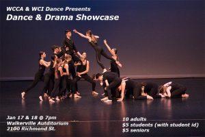Walkerville Centre for the Creative Arts Dance & Drama Showcase