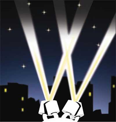Windsor Light Music Theatre Logo