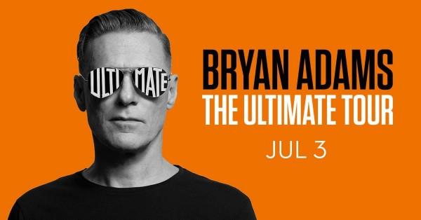 Brian Adams Concert at Caesars Windsor