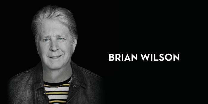 Brian Wilson Of The Beach Boys Live At Caesars Windsor