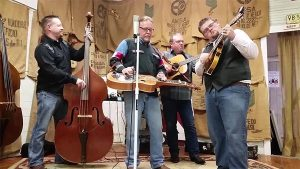 The Edgar Loudermilk Band With Jeff Autry