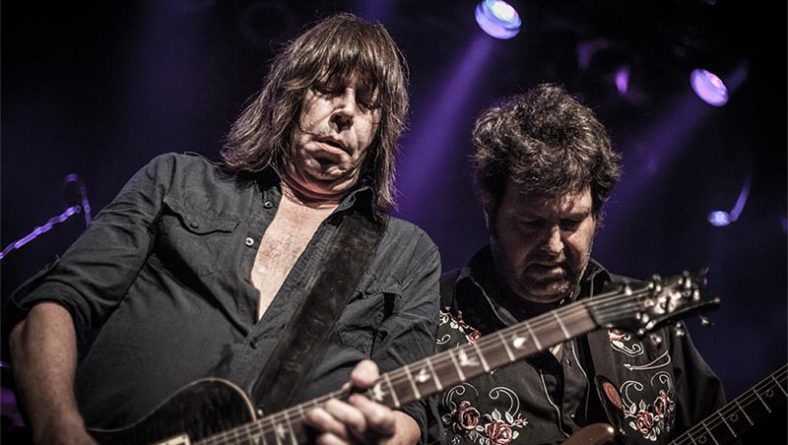 "70s Guitar Guru Pat Travers To Bring ""Boom Boom"" To Bluesfest Windsor 2018"