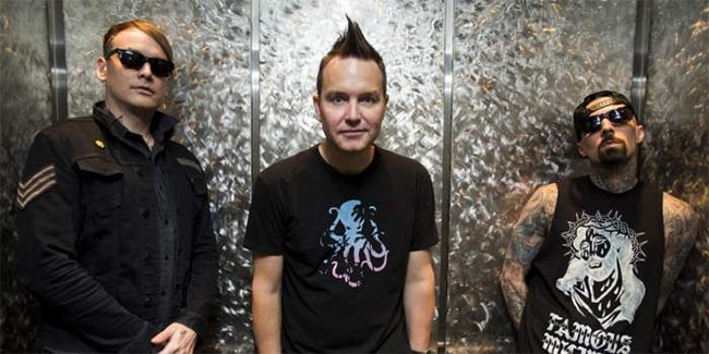 Blink 182 at Caesars Windsor