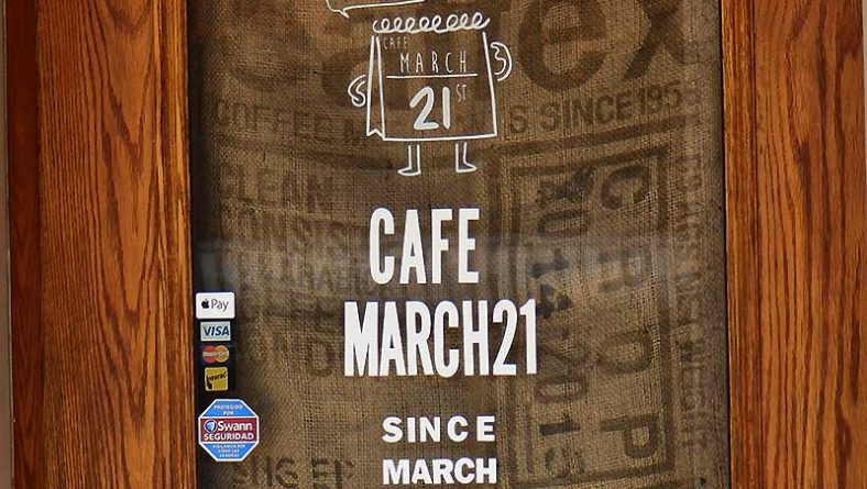 Café March 21 Set To Celebrate 3 Year Anniversary  | Third Time Lucky