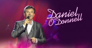 Daniel O'Donnell Performing Live at Caesars Windsor (Banner)