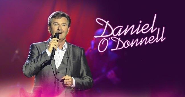 Daniel O'Donnell Performing Live at Caesars Windsor (Banner)