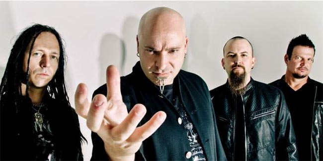 Disturbed To Rock Caesars Windsor
