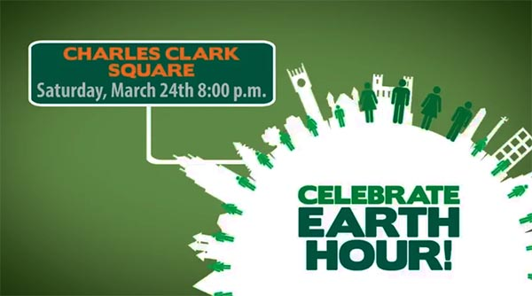 Earth Hour Windsor Celebration Poster