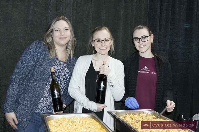 Staff at CREW: Colchester Ridge Estate Winery