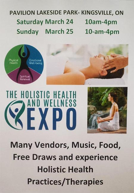 holistic health and wellness expo 2018