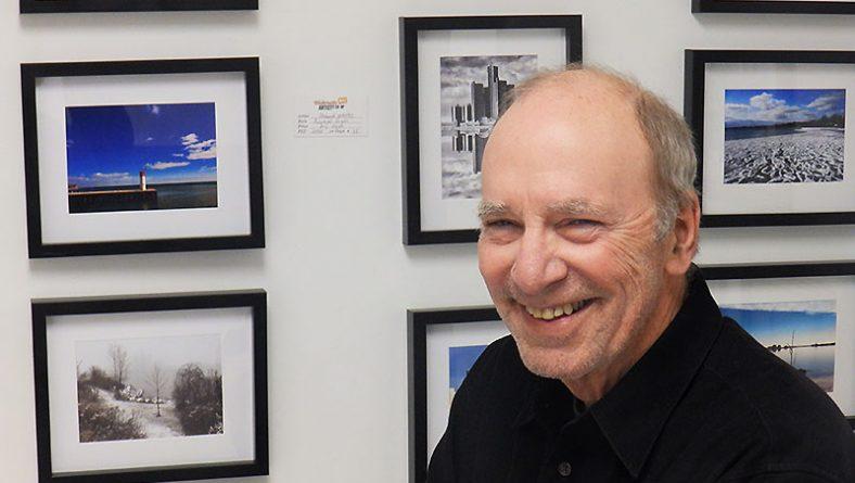 Howard Weeks Shows His Stuff At Walkerville Artists' Co-op (Framed Landscape Photography)