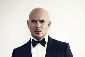 Pitbull Performs Live Caesars Windsor
