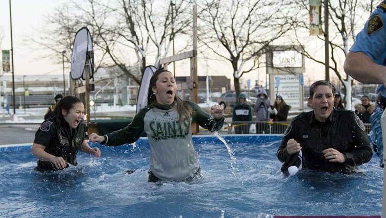 Photos: 4th Annual Windsor Polar Plungers Have Fun Freezin' For A Reason