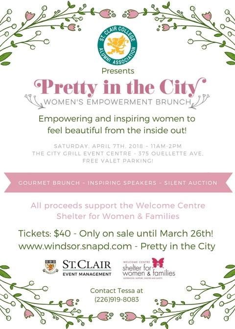 Pretty In The City Poster