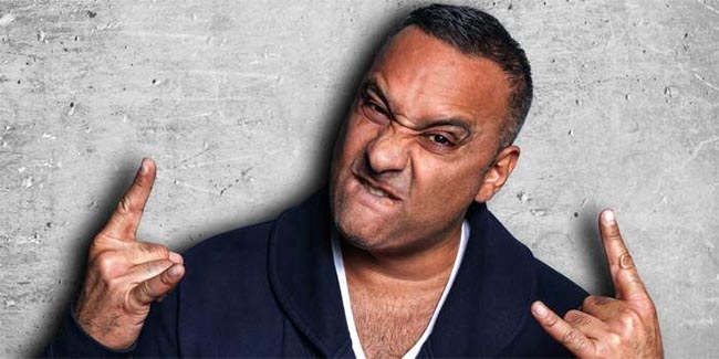 Russell Peters Performing at Caesars Windsor