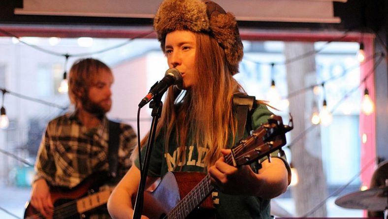 Folk Rock Songstress Skye Wallace Swings Into Windsor To Revisit Domestic Abuse