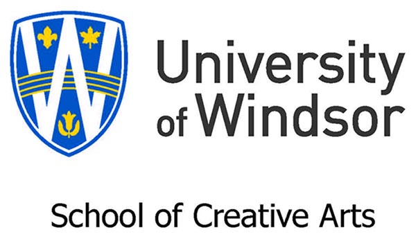 University of Windsor School of Creative Arts (SoCA) Logo
