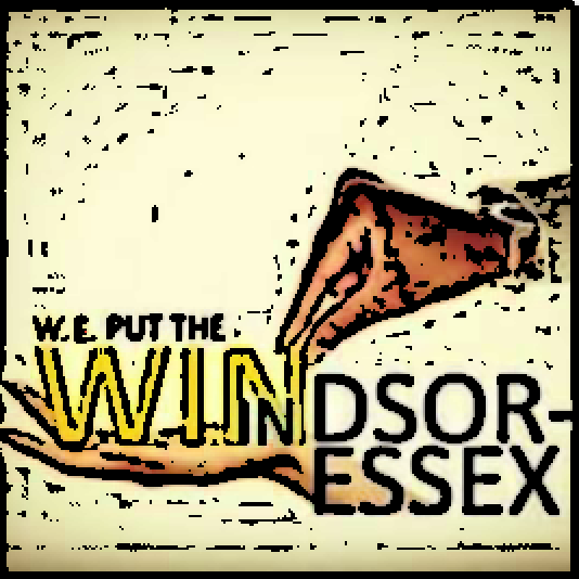 WE Put The Win in Windsor-Essex Logo
