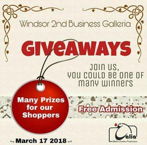 Windsor Business Galleria Poster
