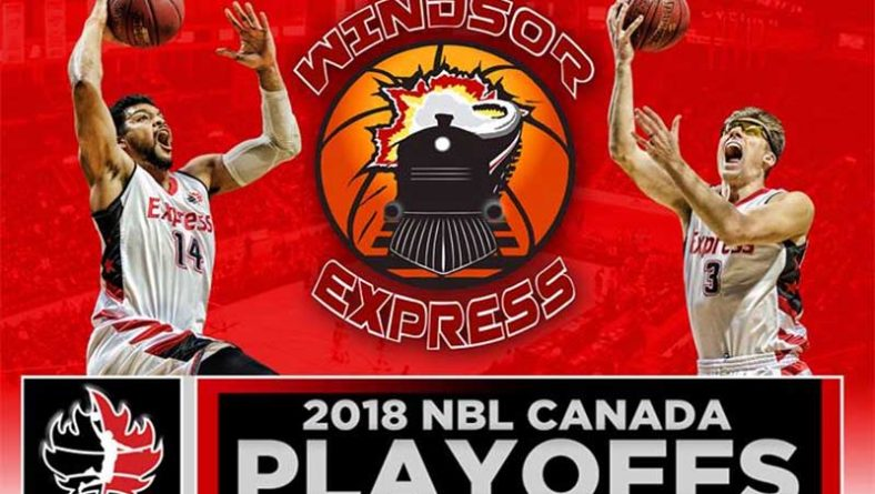 Windsor Express Announce 2017-18 NBL Canada Round 1 Playoff Schedule
