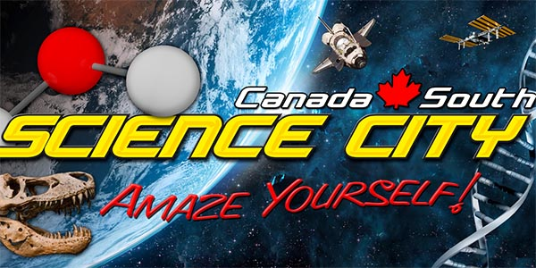 Canada South Science City