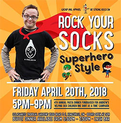 Rock Your Socks With Andrew Banar of Group Hug Apparel