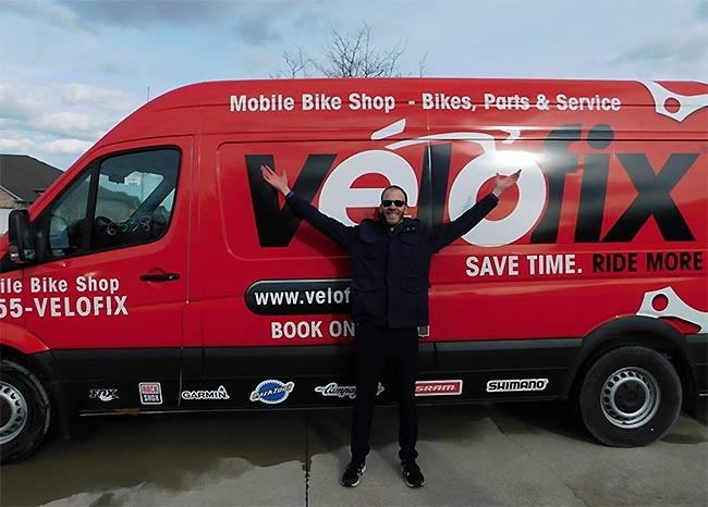 Velofix Windsor Mobile Bike Repair and Maintenance
