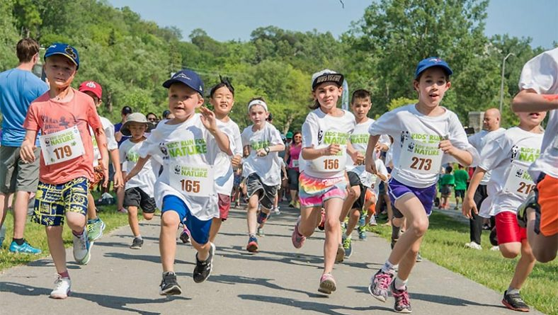 Kids' Run For Nature Set To Host Inaugural Windsor Event at Malden Park In June