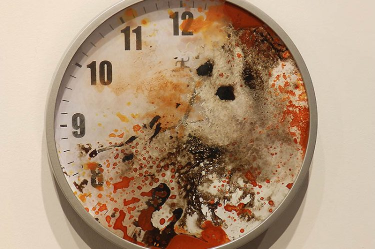 Noiseborder Festival: Time Is Up For Jose Seoane's Time Room Exhibit