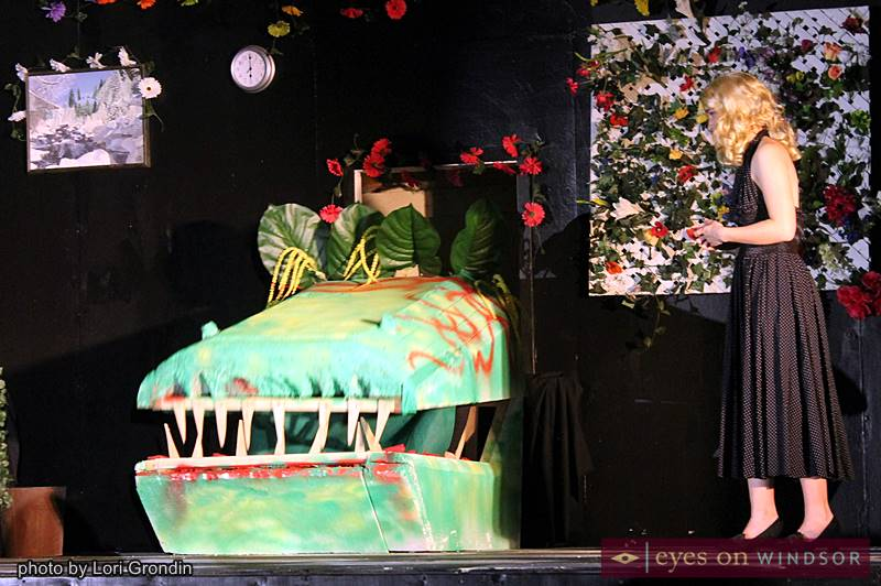 Little Shop of Horrors performed at the Honorable W.C. Kennedy Collegiate Institute in Windsor, Ontario.