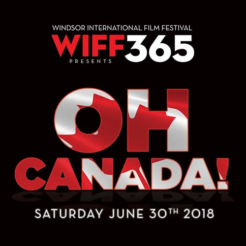 WIFF365 Oh Canada! Summer Special Events