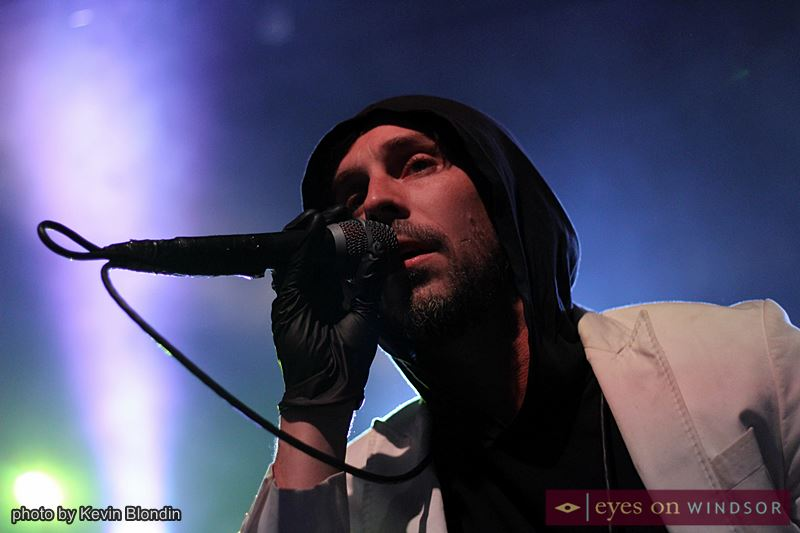 10 Years lead vocalist Jesse Hasek