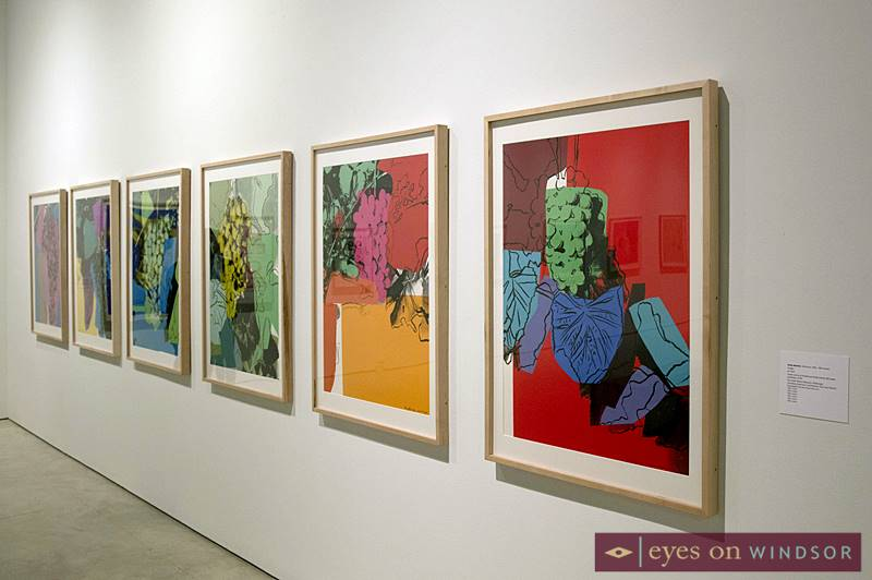Andy Warhol screen prints