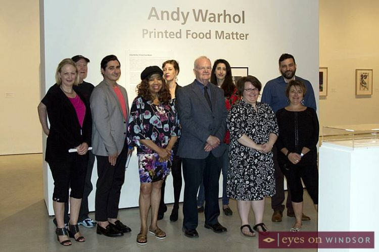 Iconic Pop Artist Andy Warhol Highlight of Art Gallery of Windsor Sandwich Project (Part Two)