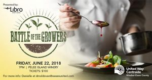 Battle of the Growers Poster
