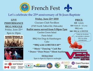 French Fest Poster
