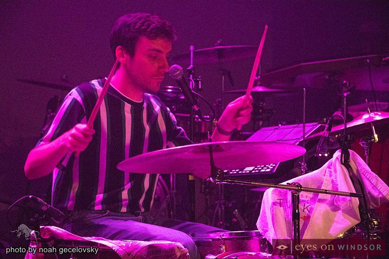 Jaunt Drummer Duncan Hood