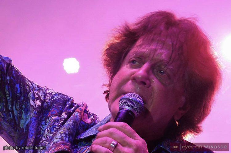 Eddie Money Enchants Bluesfest Windsor Audience With Energetic Performance